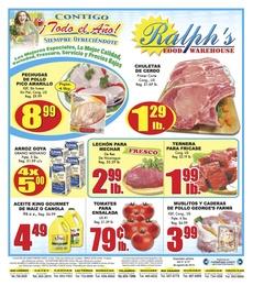 Ralph Food Warehouse