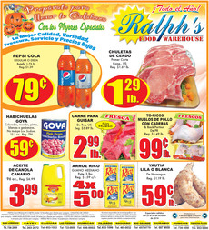 Ralph Food Warehouse