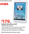 """Tableta Trio AXS 7.85"""""""