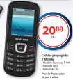Celular Prepago T Mobil